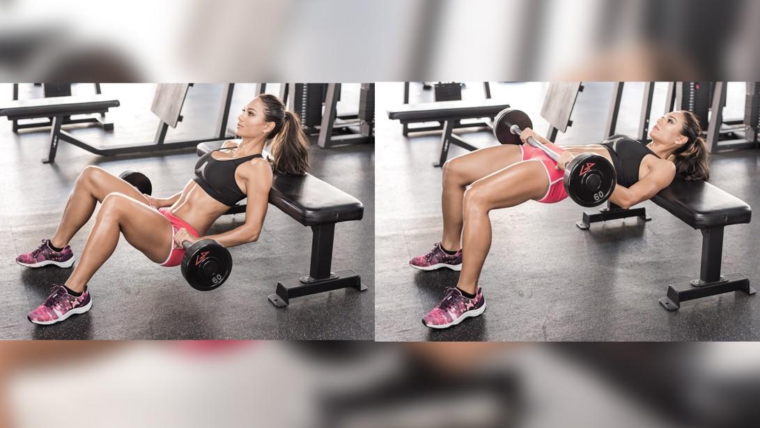 Ifbb Pro Janet Layug S 8 Leg Exercises For Leg Day Muscle