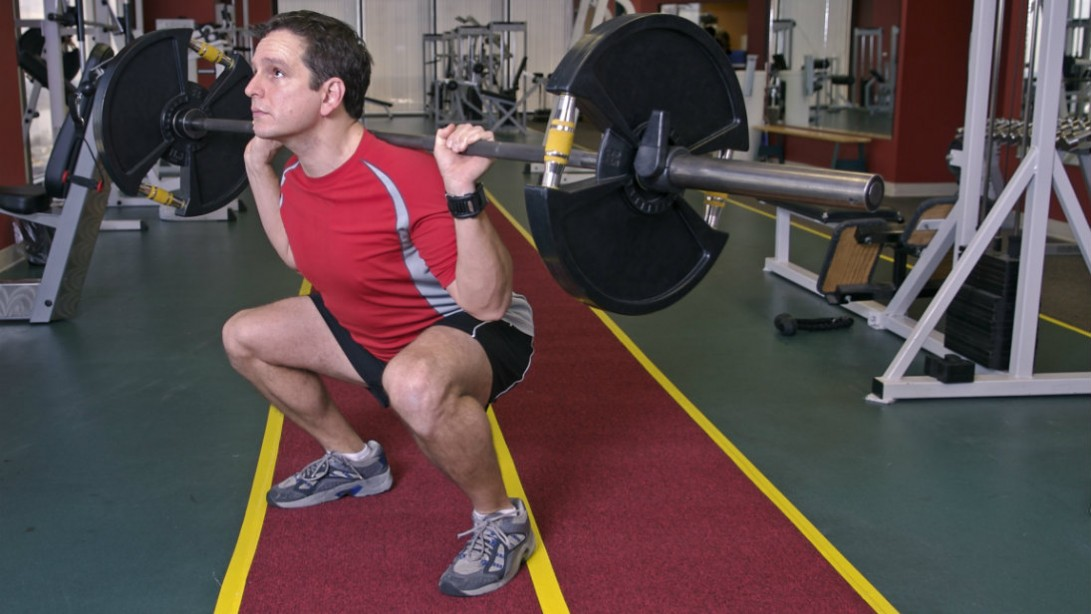Farmer's Squats: A Leg Blasting Change of Routine| Muscle
