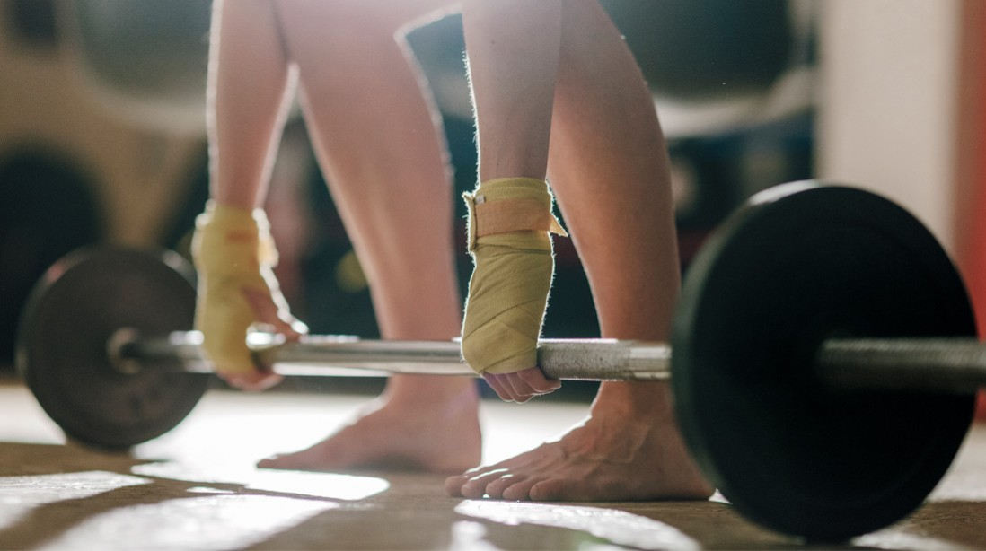 Why A Barefoot Workout Can Do More For You