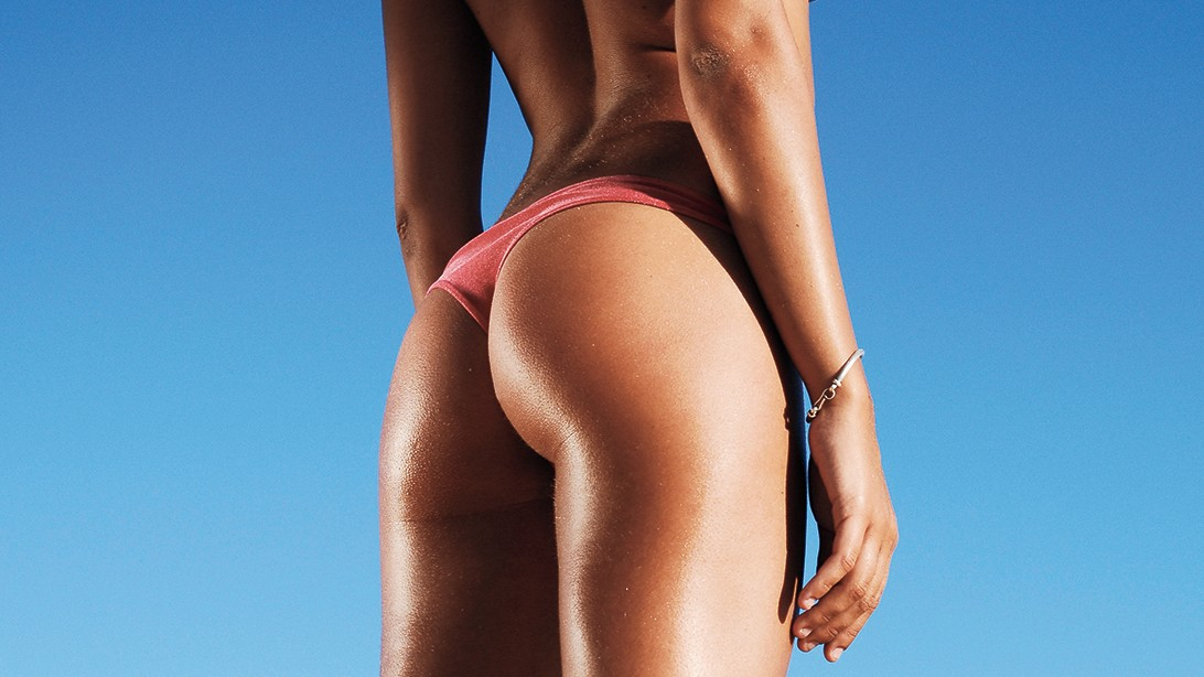 5 Butt Exercises for the Beach