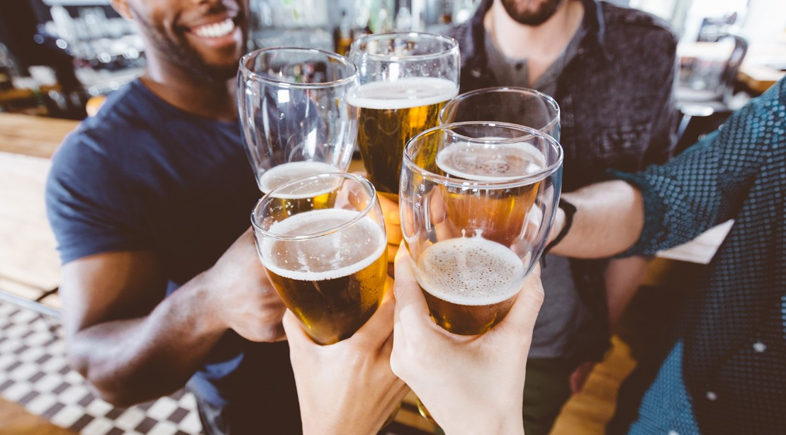 How Alcohol Affects Your Training