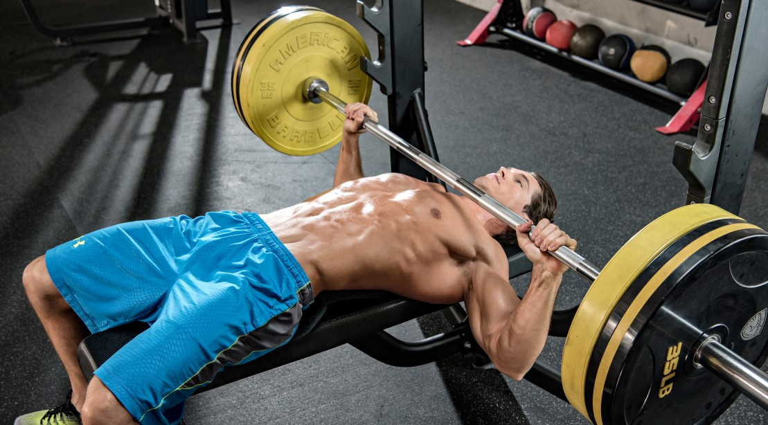 The Iron Way blends powerlifting and bodybuilding to enhance both your strength and size.