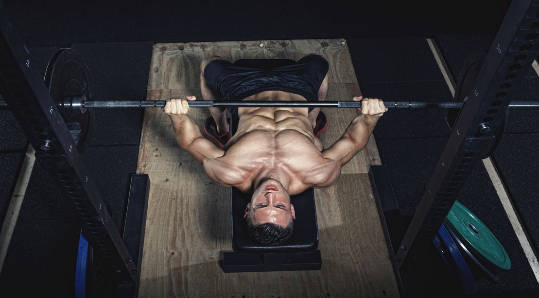 bench press man upside down 1109