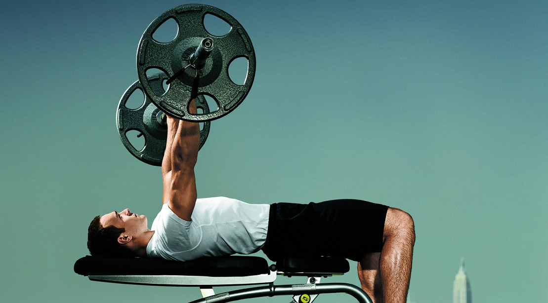 The 6 Week Bench Press Boosting Routine Muscle Fitness