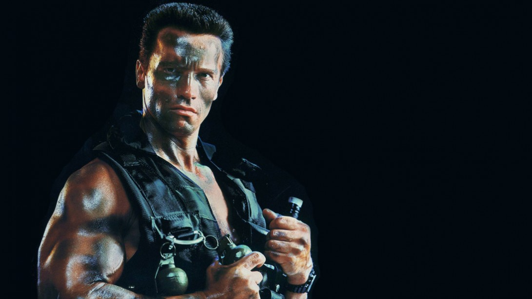 best arnold schwarzenegger movie roles