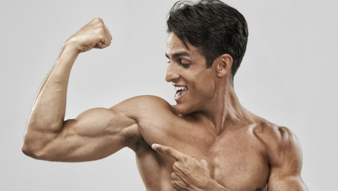 How to get lean muscle in arms