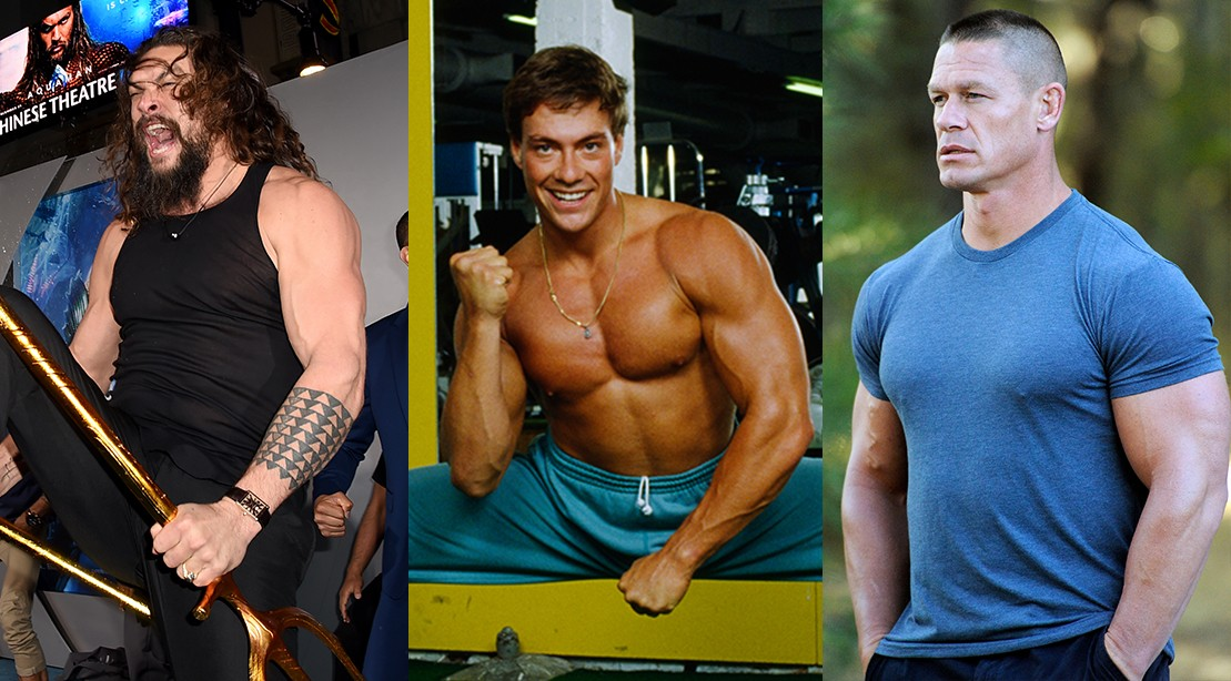 Best Hollywood Physiques of All-time: Biceps | Muscle & Fitness