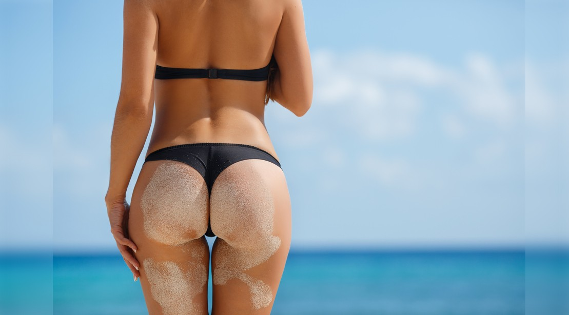 Best bikini butt picture and what