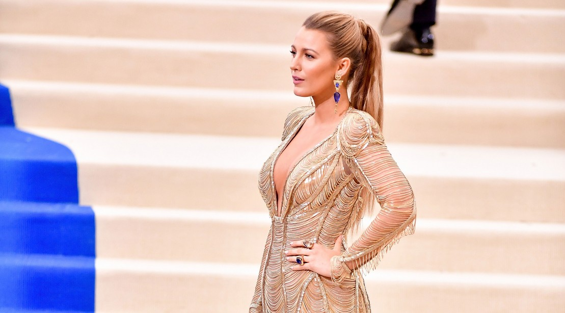 Blake Lively to Star in 'The Rhythm Section'