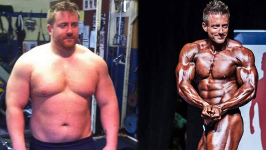Man Undergoes Amazing Transformation After Signing on with Butcher