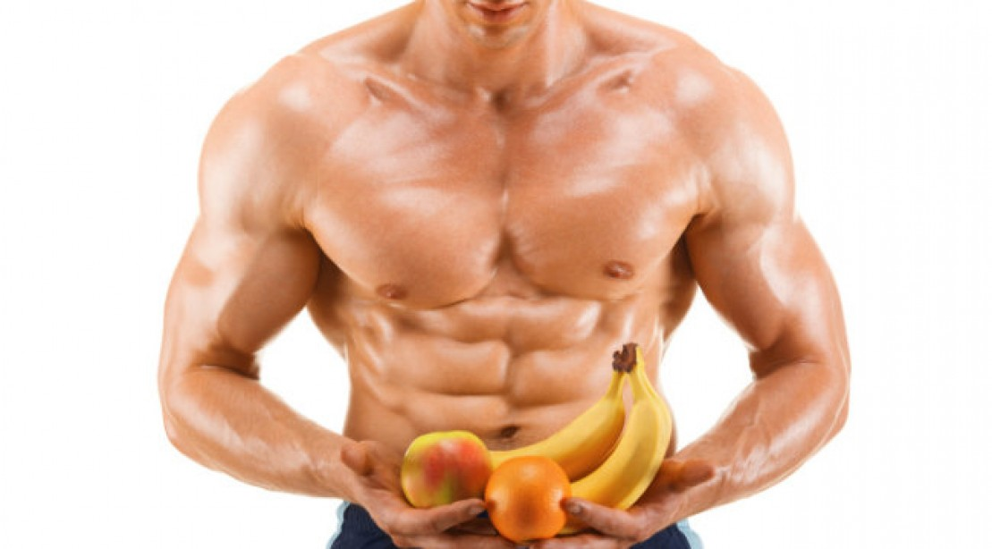 healthy eating for muscle mass
