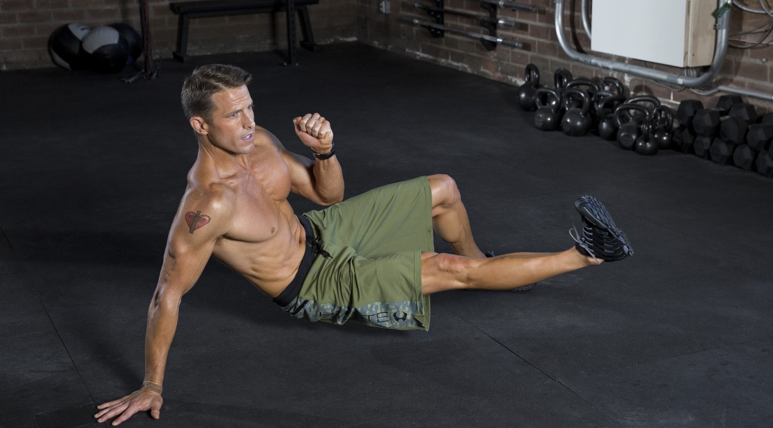 The Animal Bodyweight Workout