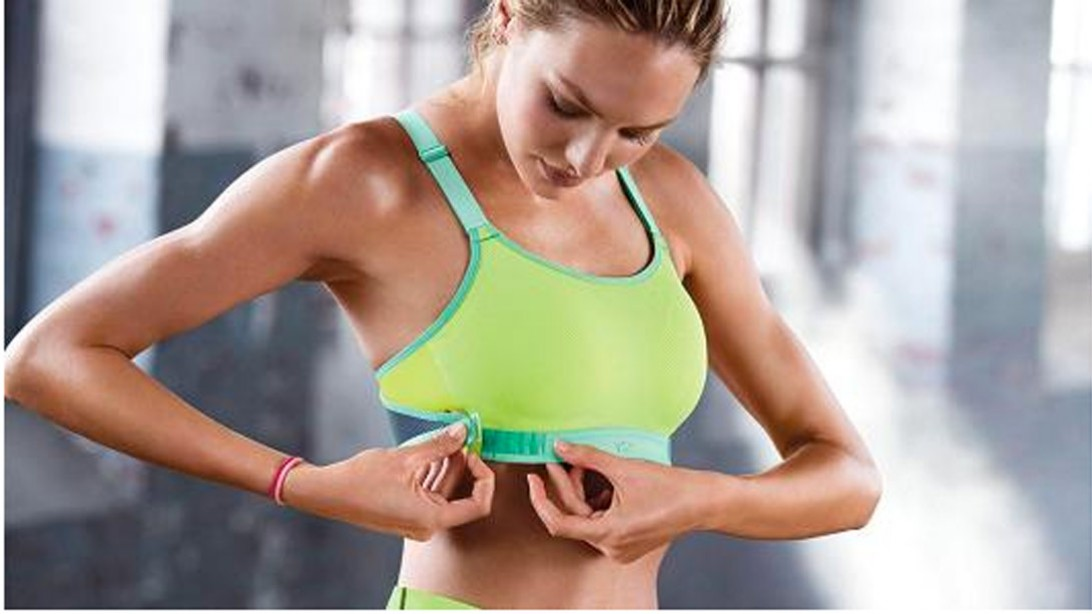 Adding To The 'Athleisure' Trend: Sport Bras