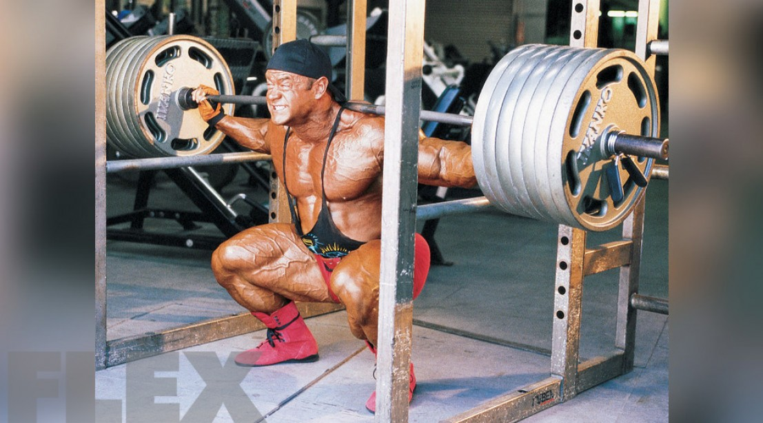 Branch Warren's Rookie-Year Leg Training Tips