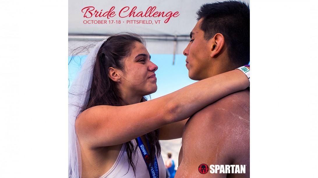 Spartan Fittest Bride Challenge