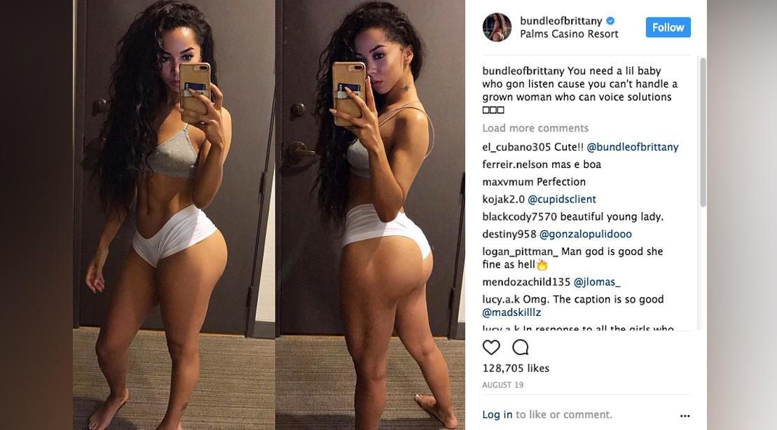 Brittany renner porno pics