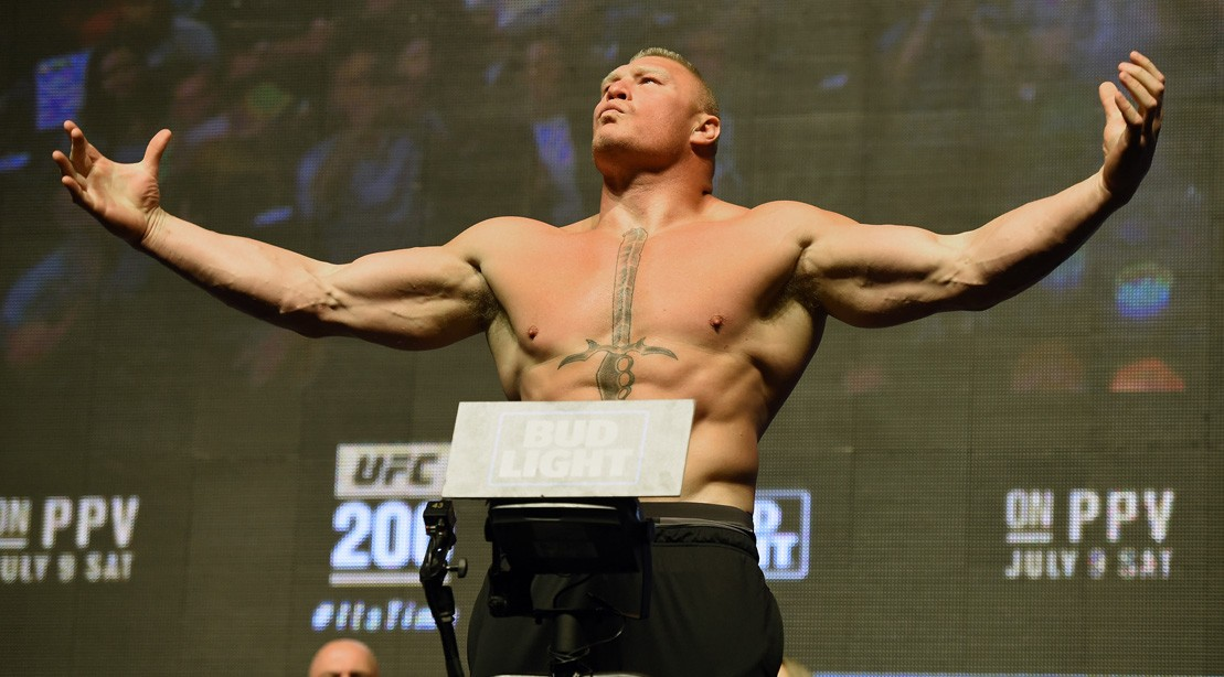 Brock Lesnar Encroaches on UFC Return in 2018, According to Dana White