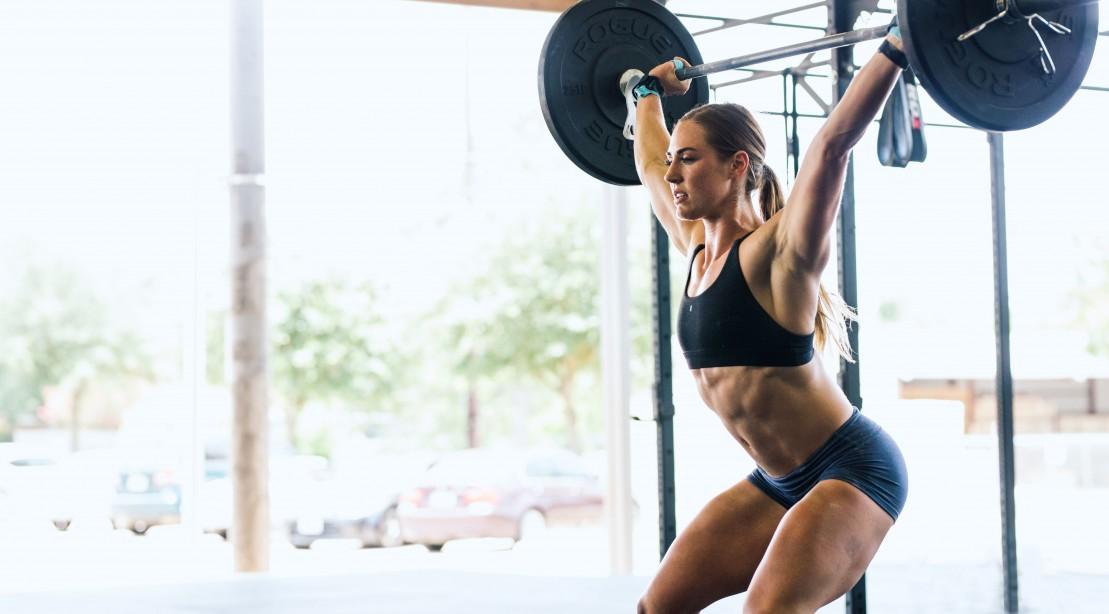Brooke Wells Talks CrossFit, Body Image, and Motivation