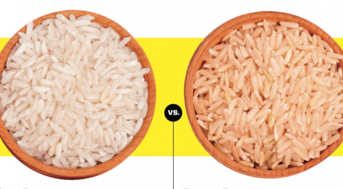 Food Fight: Brown Rice vs. White Rice