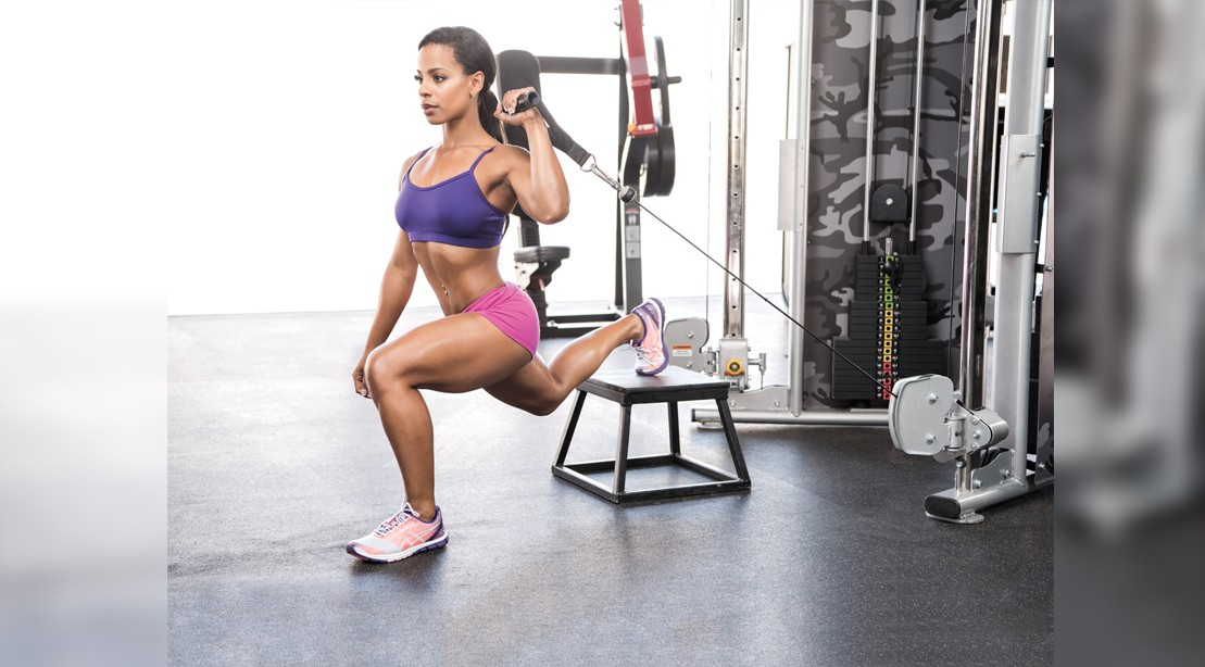 Best cable machine exercises for ultimate leg day