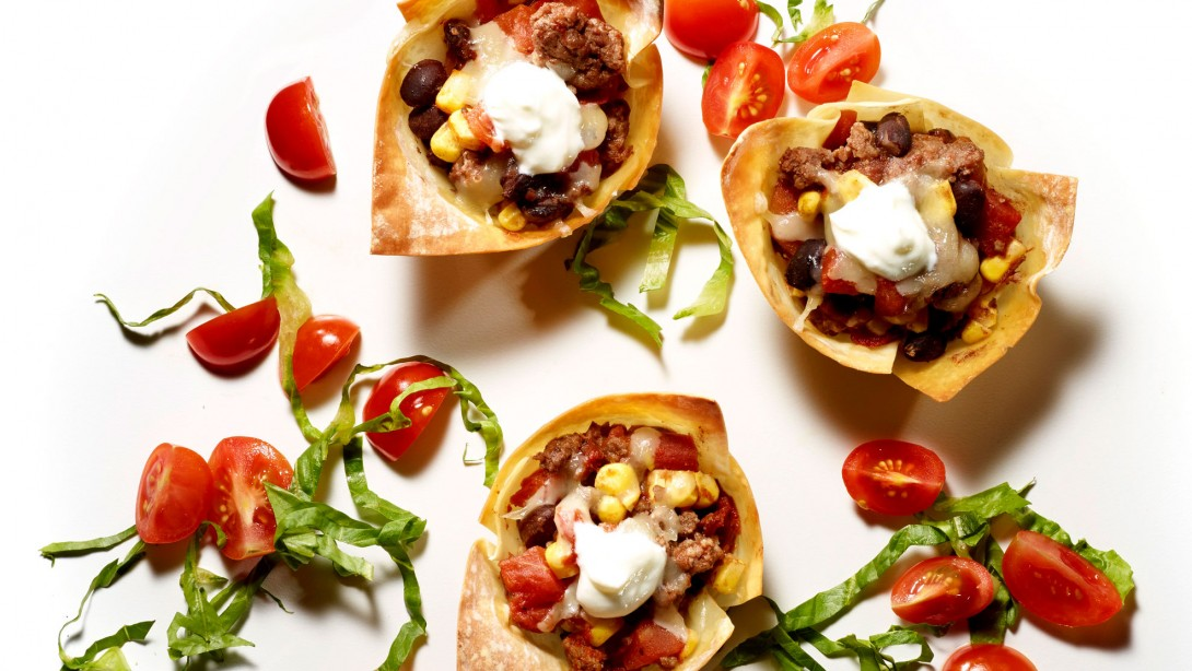Mini Burrito Bakes