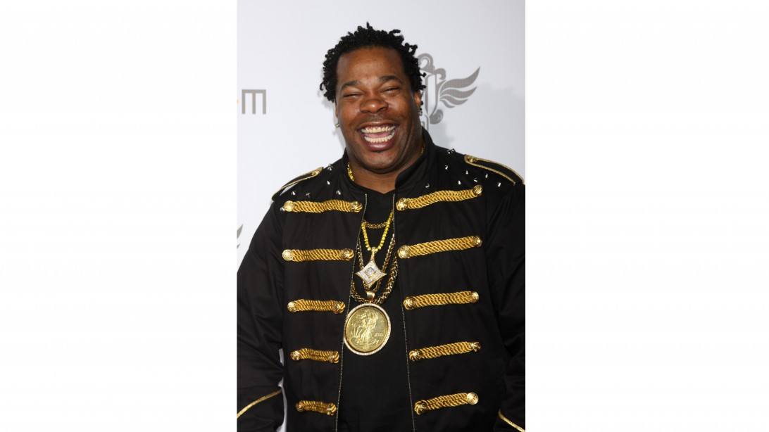 Rapper Busta Rhymes Arrested For Gym Fight