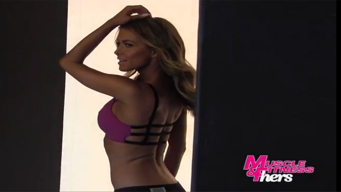 Where Carmen Electra Gets Her Confidence From