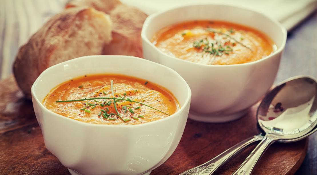 Carrot Cumin Soup