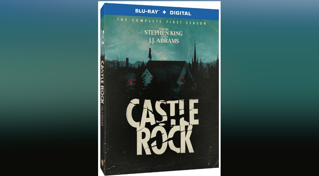 Get Castle Rock: The Complete First Season on Blu-ray™ and 4K Ultra 1/8!