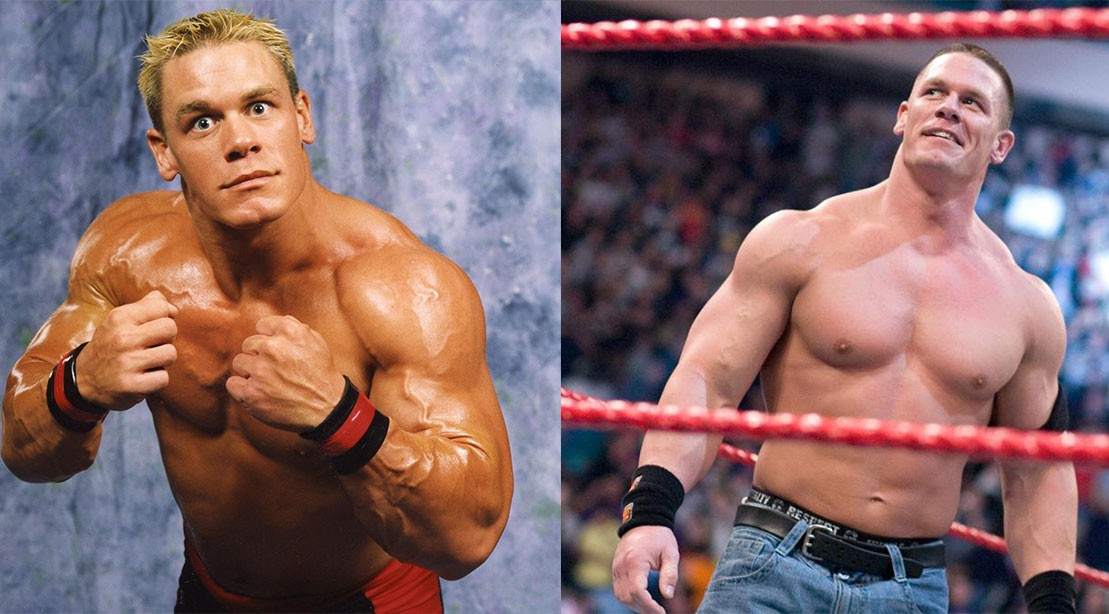 John Cena\'s Most Iconic Photos From 2001 to 2017 | Muscle & Fitness