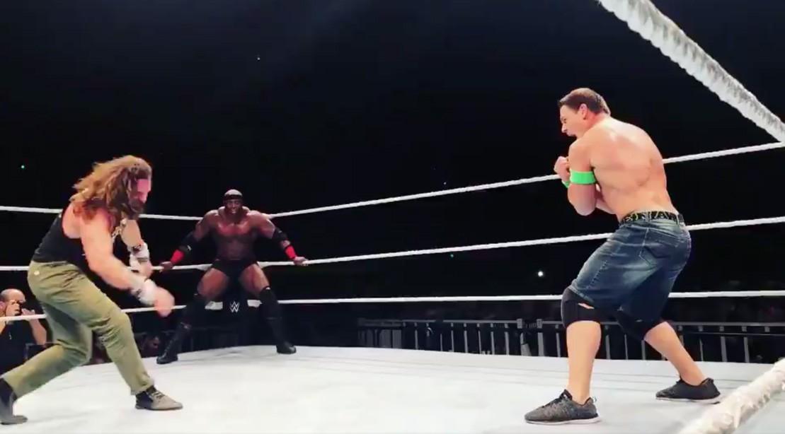 John Cena Reveals 'Sixth Move of Doom' at WWE Live Shanghai