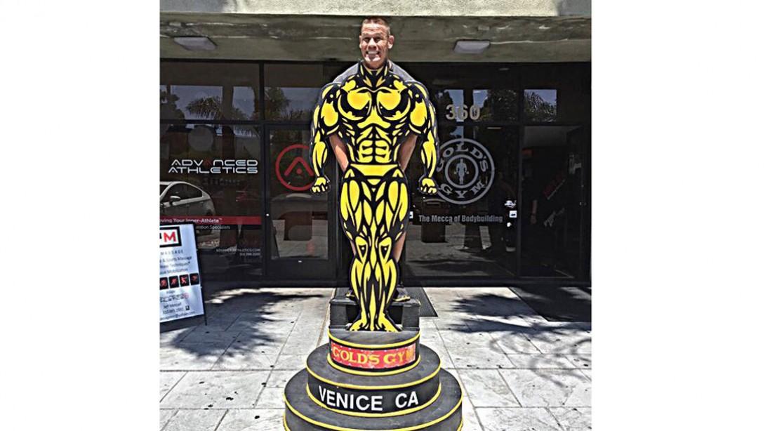 John Cena Shares What Made Him Choose Wrestling School