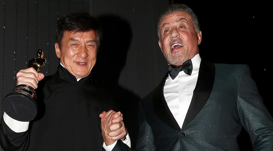 Sylvester Stallone And Jackie Chan Will Co-Star In New Action-Thriller 'Ex-Baghdad'