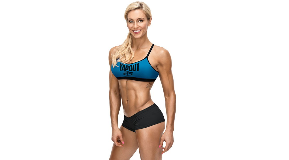 wwe s charlotte on money in the bank staying in shape and writing