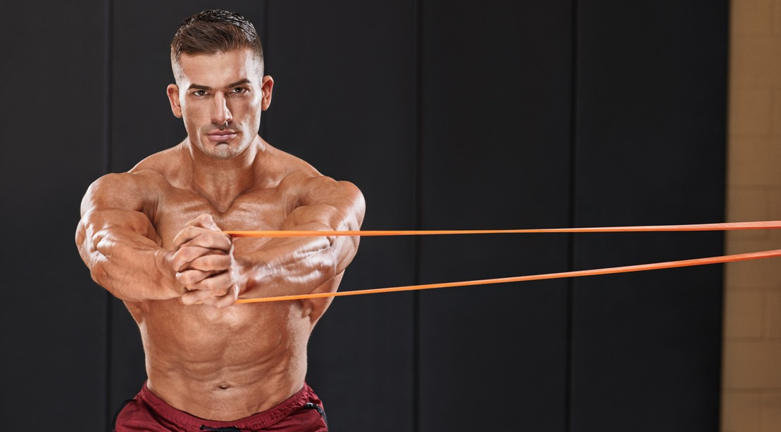 2 Time-Saving Resistance-Band Workouts You Can Do Anywhere