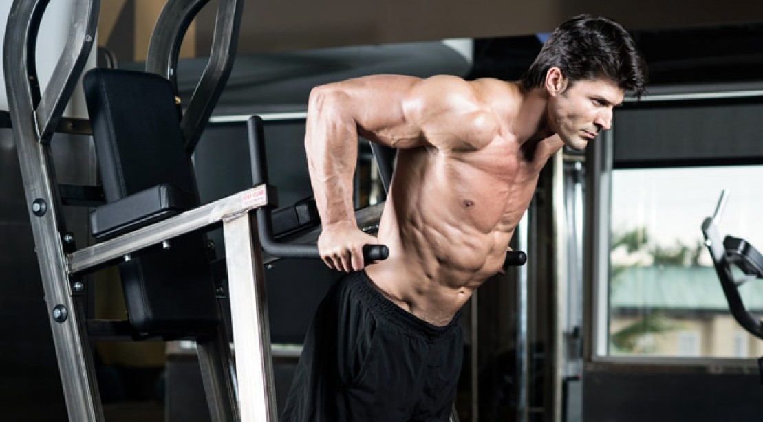 Chest Workout - Dip