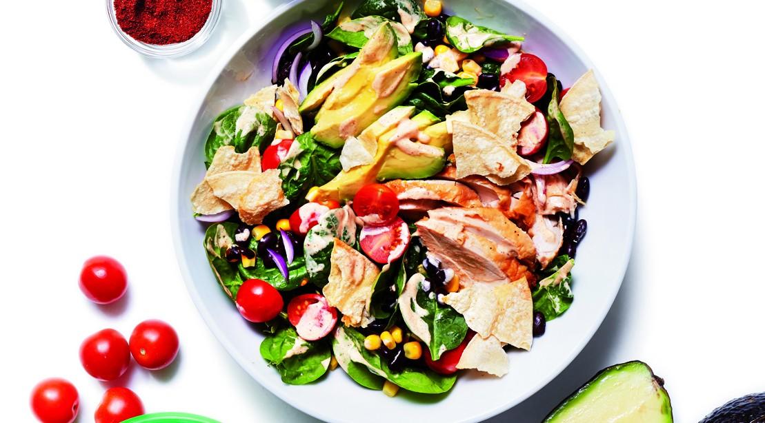 Tex-Mex Chicken Salad