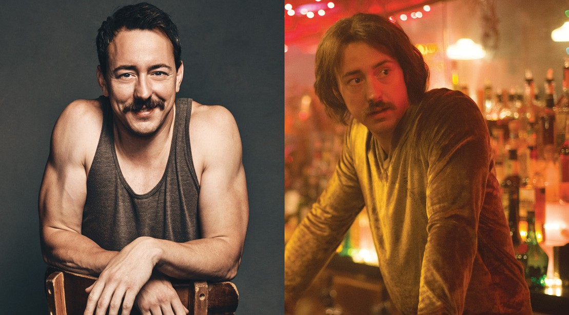 How 'The Deuce' Actor Chris Coy Transforms His Physique for Roles