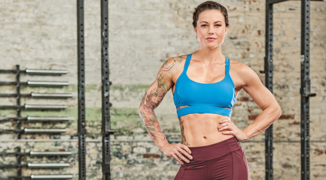 Christmas Abbott Workout.Crossfit Star Christmas Abbott On Shattering Norms Inner
