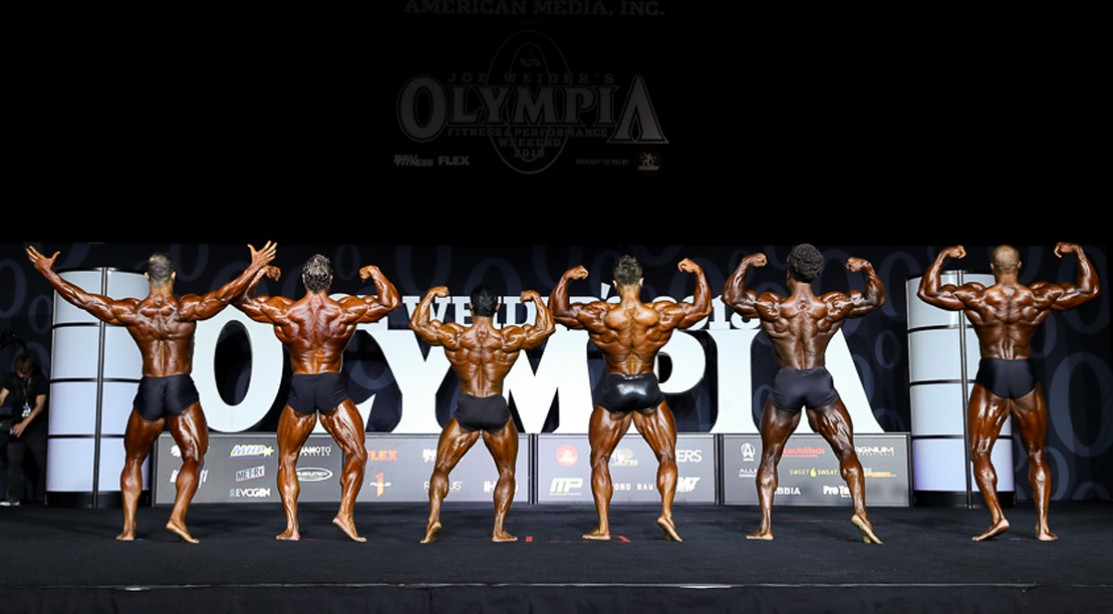 The Classic Physique Division Is Getting a New Style of Posing Trunks