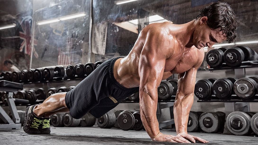 8 Ways to Get a Killer Workout Without Machines