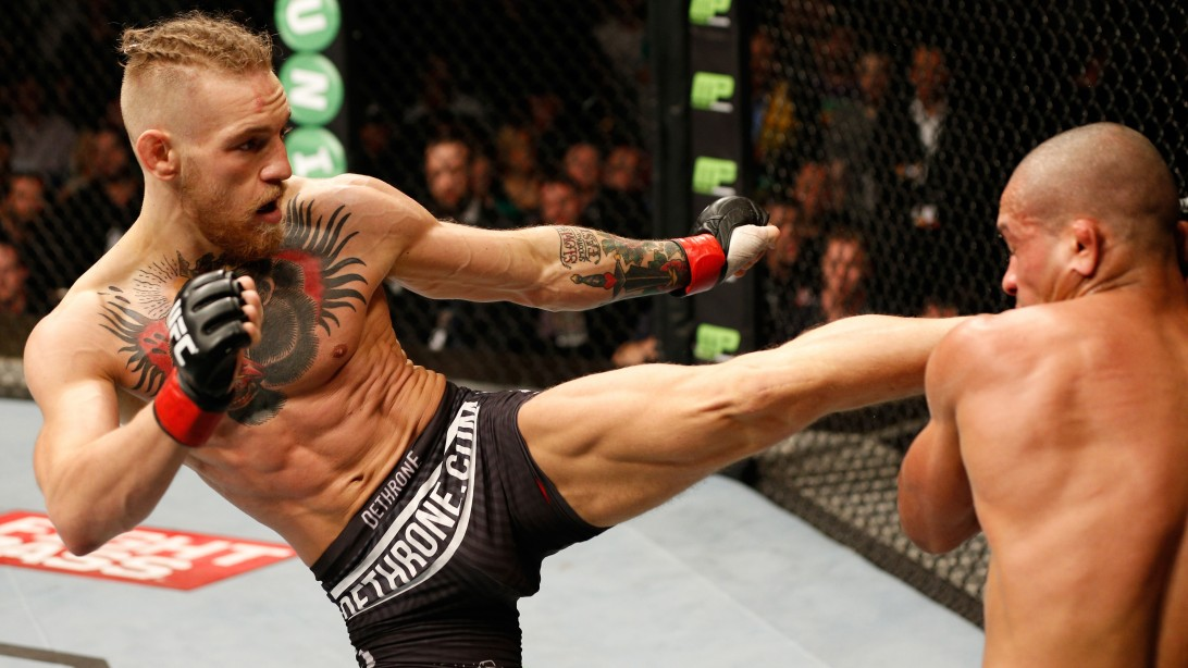 How Ufc Star Conor Mcgregor Trained For Ufc 189 Muscle Fitness