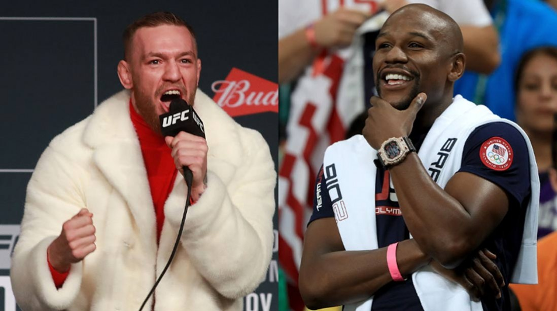 Conor McGregor: 'F--- UFC,' I will fight Floyd Mayweather next
