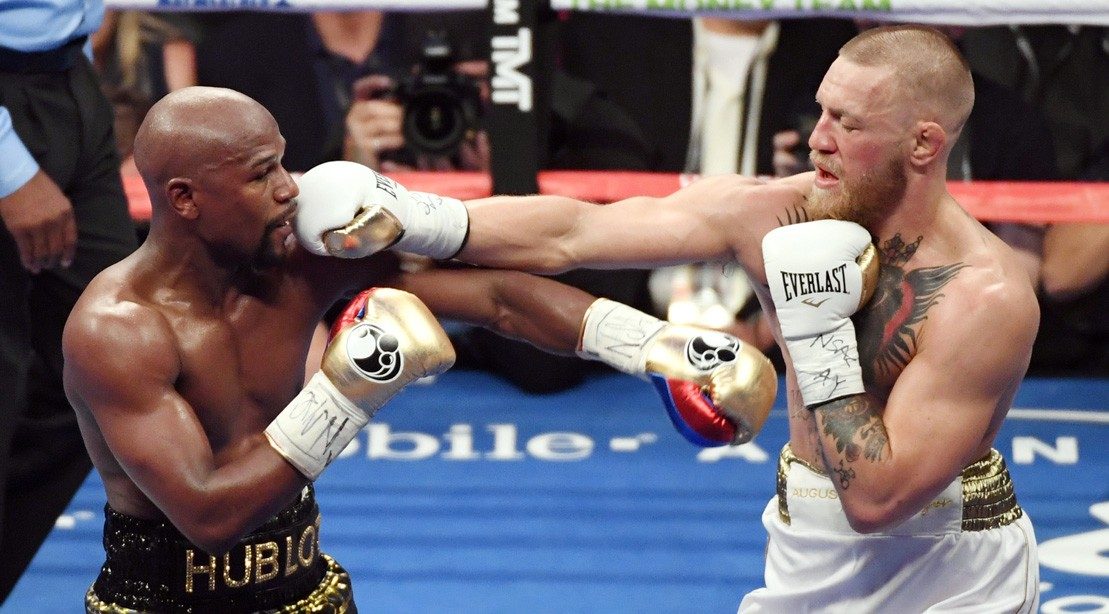 Floyd Mayweather Jr.'Obviously' Threw Rounds Against McGregor, says Jim Lampley