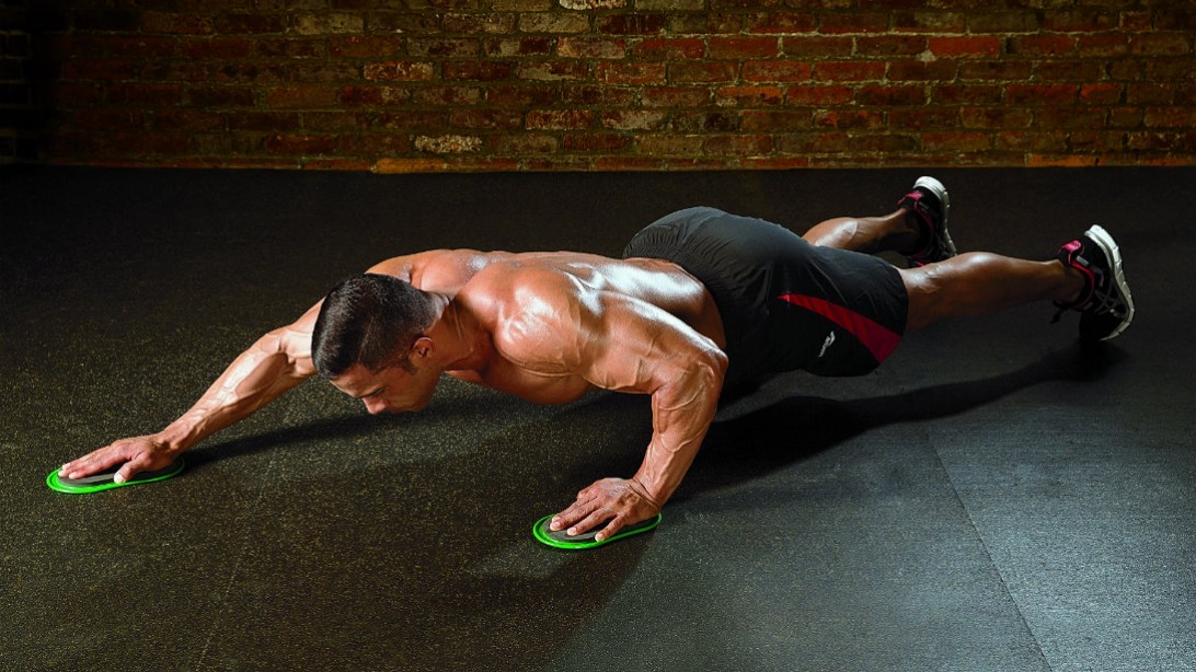 abs and core exercise