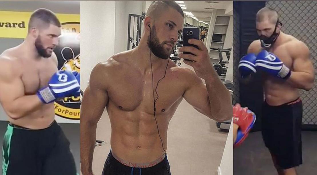 3492d9e6374ada 7 Instagram Posts Showing  Creed II  Star Florian Munteanu Looking ...