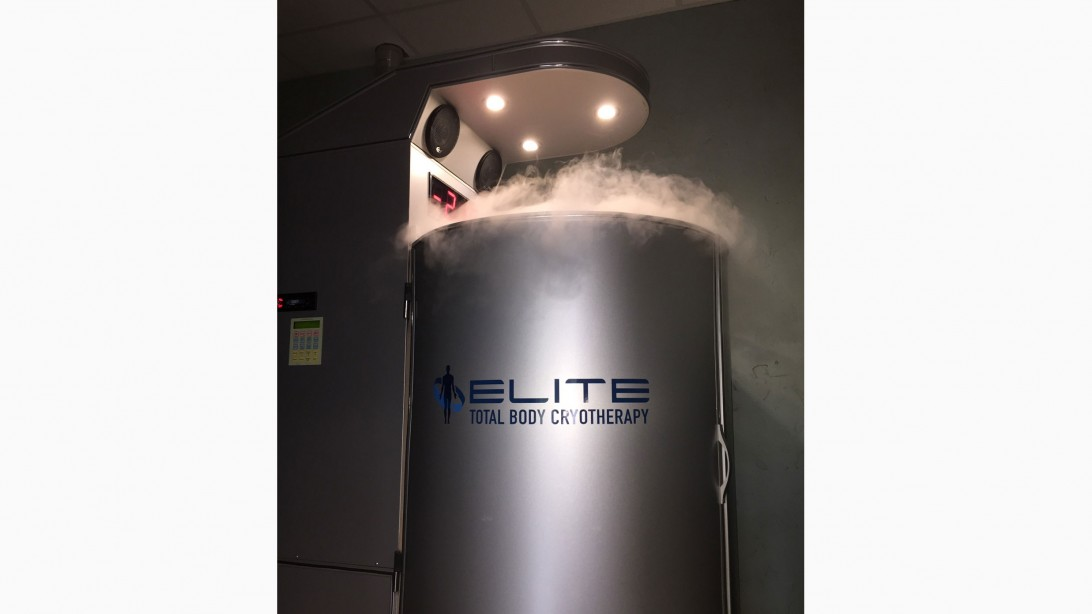 We Tried It: Whole Body Cryotherapy