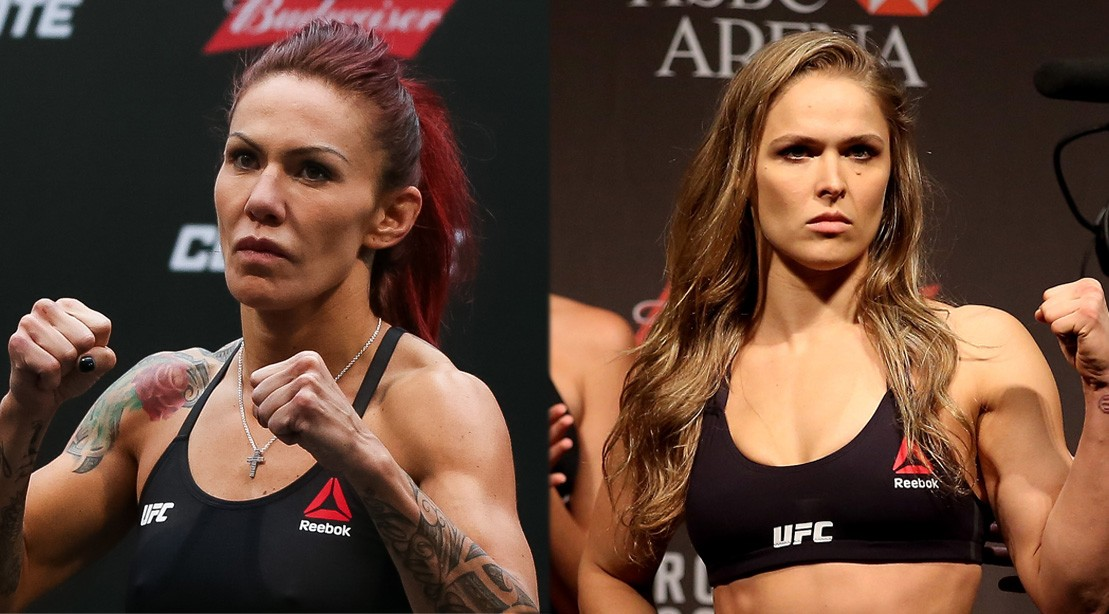 Cris 'Cyborg' Justino: A Ronda Rousey Fight 'Would be Better' in the WWE