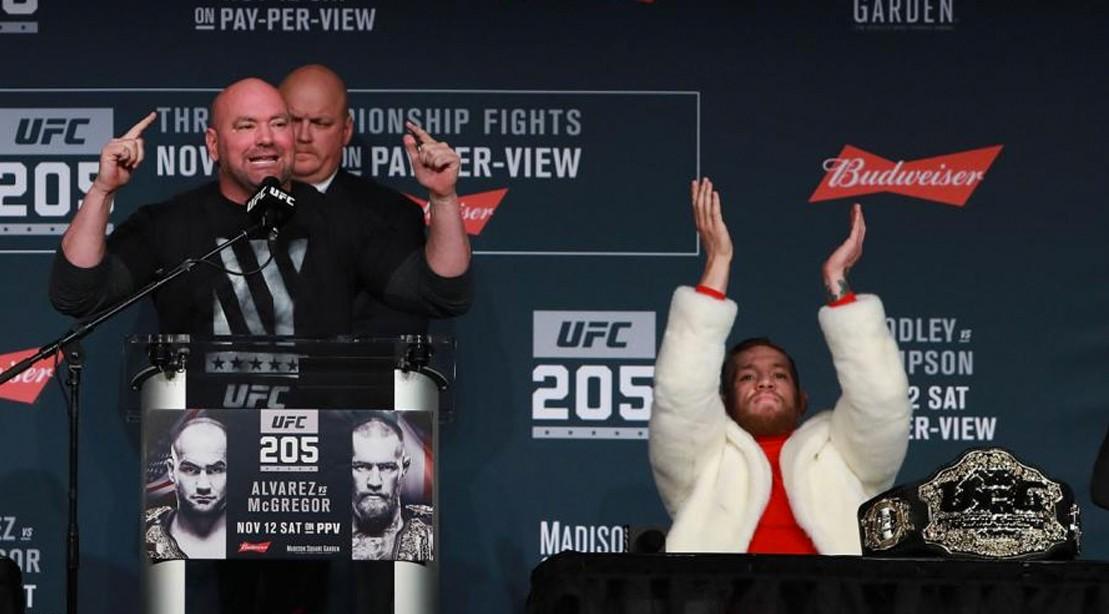 Dana White: Conor McGregor Could Fight Winner of Khabib Nurmagomedov-Tony Ferguson Fight
