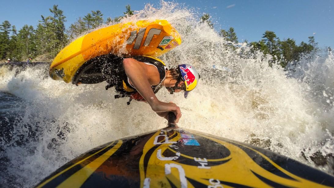 Professional Kayaker Dane Jackson Was Born to Paddle